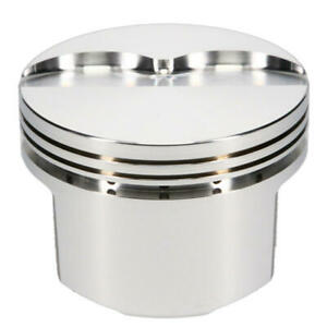 Srp Pistons Engine Piston Set 261496 4 080 Bore 5 0cc Flat Top 2v For Ford