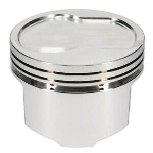 Srp Engine Piston Set 329743 4 020 Bore 14 5cc Dish 2v For Ford 302 Sbf