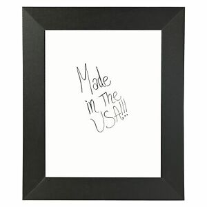 American Made Rayne Black Carbon Fiber Dry Erase Board
