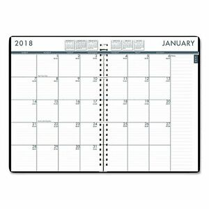 House Of Doolittle Recycled 24 7 Daily Appointment Book monthly Planner 10 X 7