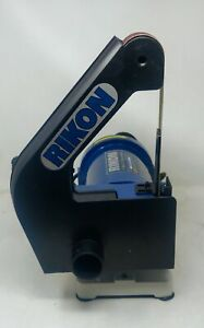 closeout Rikon Power Tools 50 151 Belt With 5 Disc Sander 1 X 30 Blue