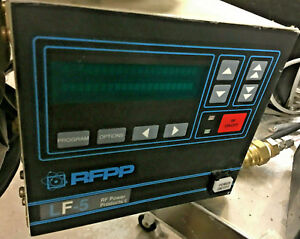 Ae Advanced Energy Rfpp Lf 5 Rf Power Supply For Vacuum Environments We Pulled
