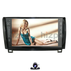 For Toyota Tundra 2007 2013 Sequoia Stereo Gps Navi Android 7 1 Car Dvd Player