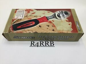 Rare Snap On Tools Red Soft Grip Screwdriver Ice Cream Pizza Cutter Ssx12t111
