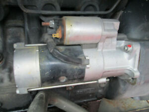 Kubota Starter Motor V3800 T Tractor Bobcat Cat Turbo Diesel Engine Parts