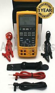 Fluke 725 Multifunction Process Calibrator Calibrated