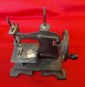 Vintage Made In Germany Children S Hand Turn Sewing Machine