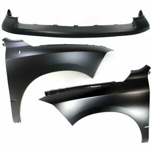 Kit Auto Body Repair New Front For Ram Truck Dodge 1500 2009 2010