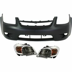 Kit Auto Body Repair New Front For Chevy Chevrolet Cobalt 2006 2010