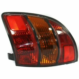 Tail Light Lamp New Right Hand Passenger Side Rh Gm2819176 88972564 Pontiac Vibe