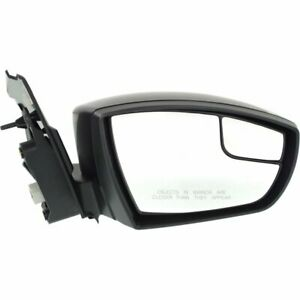 Mirror For 2013 2016 Ford Escape Right Side Manual Folding Paintable