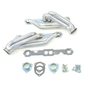 Patriot Exhaust Exhaust Header H8036 1 Clippster For Chevy Trucks suvs Sbc