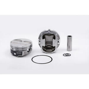 Icon Piston Set Ic9971 030 4 030 Bore 11cc Flat Top For Ford 347 Sbf Stroker