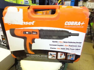 Ramset 16942 Cobra Plus 27 Caliber Semi Auto Powder Actuated Tool New In Box