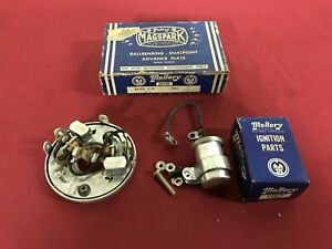 Nos Mallory 25100 Buick V8 1955 Dual Point Conversion Kit