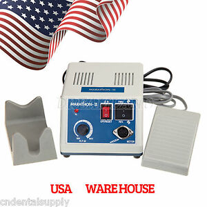 Dental Electric Micromotor Polisher Polishing Unit N3 Usa Stock 3 5 Day Delivery