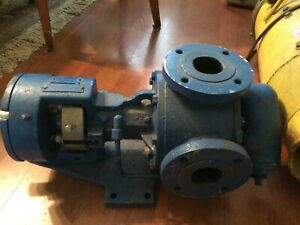 Viking Stainless Steel Positive Displacement Pump Kk41270