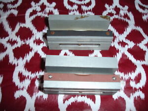 Kingsley Stamp Machine M 101 Or Am 101 Single And Multi Line Aluminum Inserts