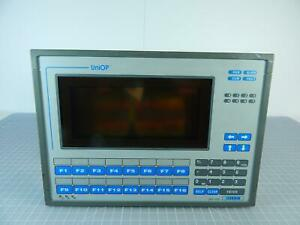Uniop Mkdl 16 0021 Lkd 03d Interface Control Panel T105534