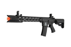 Lancer Tactical M4 SPR Interceptor LT 25 G2 Gen 2 AEG Airsoft Gun Rifle Air BLK $169.99