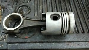 Ford 3000 Diesel 175 Tractor Piston And Rod