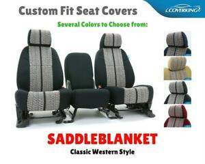 Saddleblanket Custom Fit Seat Covers For Pontiac Fiero