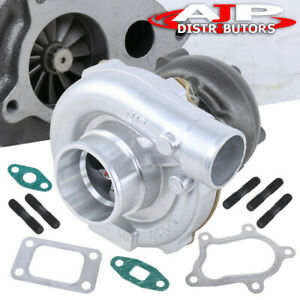 T3 t4 Jdm Stage 3 Hybrid Turbo Charger 63 Trim Bearing 420a Performance Upgrade