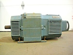 Sc 267 Reliance Electric Dc Motor 20 Hp 1750 2300 Rpm 240 V 287at 72 A