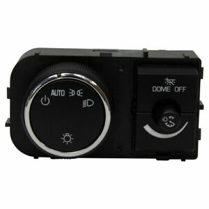 Headlight Switch For Gm Silverado Sierra Pickup Suburban Tahoe Yukon Suv New