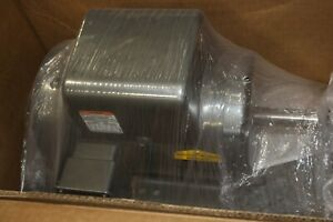 New Baldor 1 5 Hp Motor Single Phase Electric Motor 1140 Rpm 115 230v