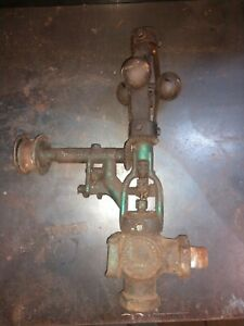 1 Monarch Antique Steam Engine Governor Gas Engine