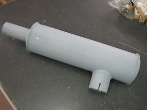 Wisconsin Engine Muffler Wd76 Style Fits V465d V461d Read Ad