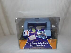 Xyron 5 4 in 1 Cool Laminator 505 Sticker Maker And Laminator New
