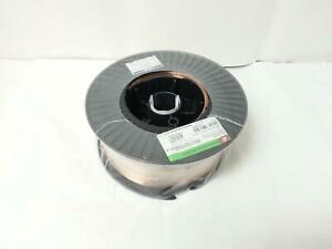 Harris E70s6f8 Er70s 6 Ms Spool With Welding Wire 0 035 Lb X 33 Lb