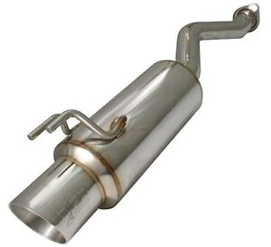 Injen Ses1577 Axle back Exhaust System Fits 06 11 Civic