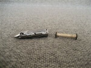Antique Vintage Bullet Shuttle Bobbin For Sewing Machine Free Shipping