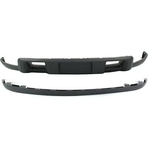 Capa Set Of 2 Air Dam Deflector Lower Valances Apron Front For Chevy Pair