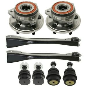 Control Arm Kit For 1993 1998 Jeep Grand Cherokee Front Left And Right Side