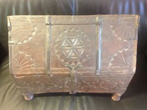 Dowry Antique Chest