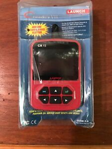 Launch 301050139 Creader Vii Automotive Scan Tool