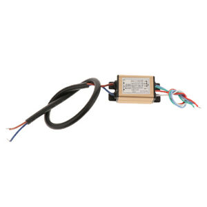 Dimmable Led Driver Power Supply Adapter For Led Lamp Garden Light 6w