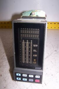 Foxboro 762cna at 1 Single Station Micro Controller 120 Vac 15 Va W Mounts