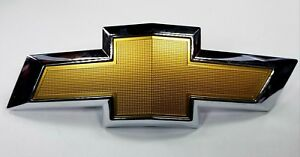 Chevrolet Equinox New Oem Front Grille Gold Bow Tie 23136671 Chevy Bowtie