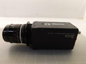 Sony Xc 009 3ccd Color Video Camera Module T45171