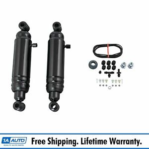 Monroe Max air Ma704 Rear Air Shock Absorber Pair Set Of 2 For Chrysler Dodge