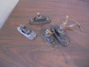 1941 1942 1946 1947 1948 Chevrolet Fleetline Fleetmaster Tail Lamp Parts