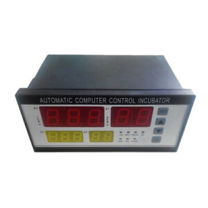 Automatic Temperature Humidity Thermostat Controller For Egg Incubator
