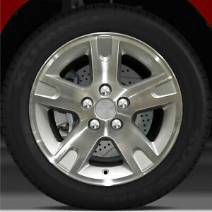 16x7 Factory Wheel medium Sparkle Silver For 2005 Ford Explorer