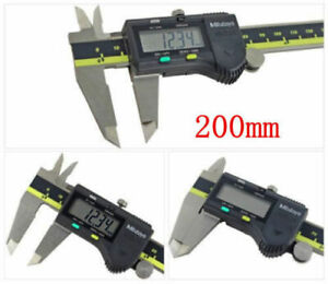 Mitutoyo Absolute 8 Digital Caliper Brand Vernier 500 196 230 200mm 8 In Box