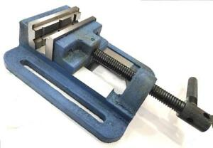 Small Drill Vice Vise 80 Mm Jaw Width Clamping Drilling Milling Machine Tools